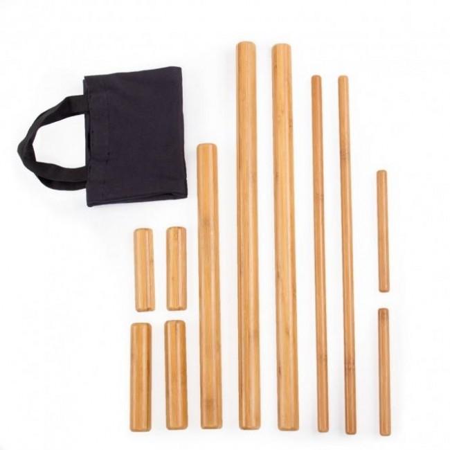 Bodynova Bambus Massage Set 11 Teilig Gunstig Bei Intermedical24 Per